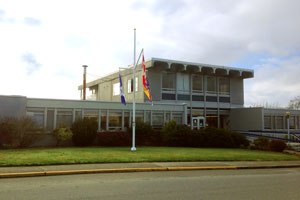 Powell River City Hall