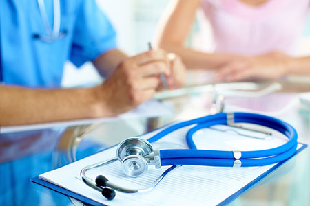 Health professionals in Powell River