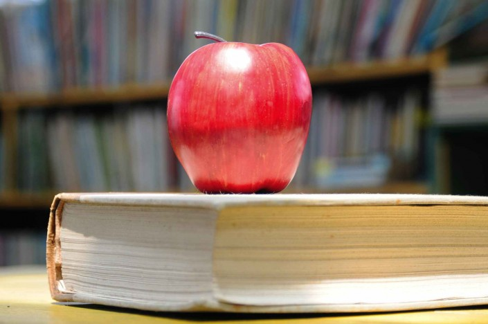 Education services in Powell River