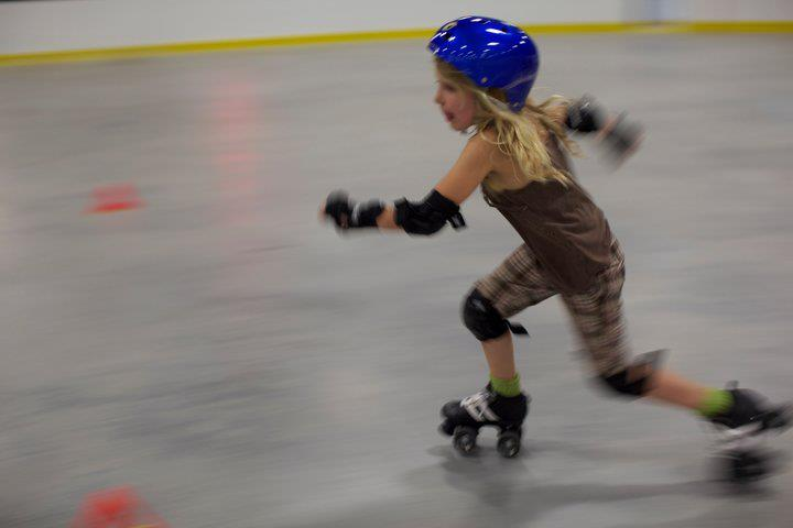 Pow Town Thunder Junior Roller Derby