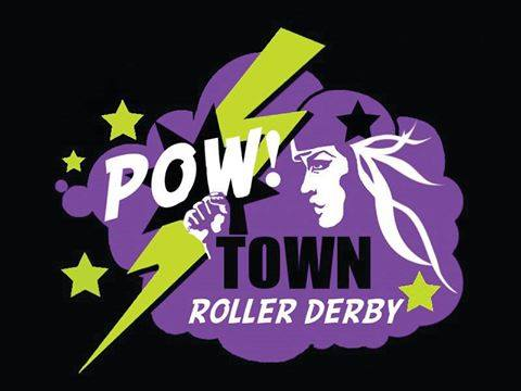 Pow! Town Roller Derby