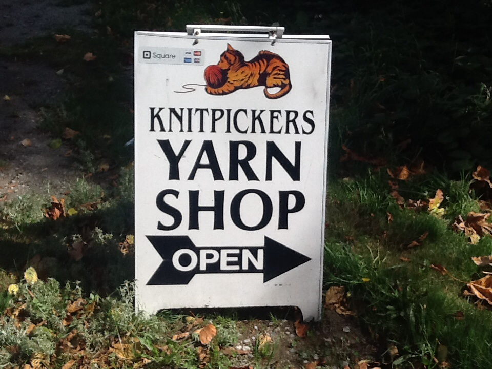Knitpickers Yarn Shop
